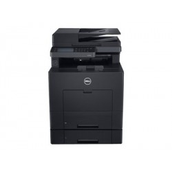 Dell Multifunction Color Laser Printer C3765